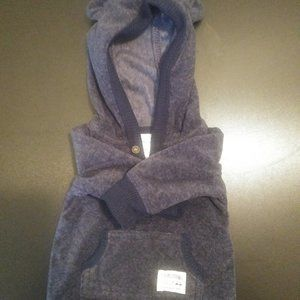 CARTERS Hooded Fleece with Bear Ears Outfit